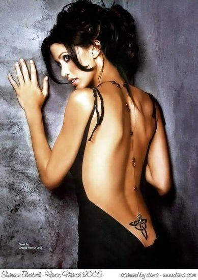 Shannon Elizabeth Nude Pics & Topless Sex Scenes Compilation 44