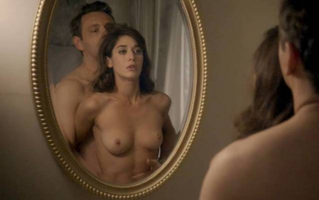 Lizzy Caplan Nude Scene In Masters Of Sex Series