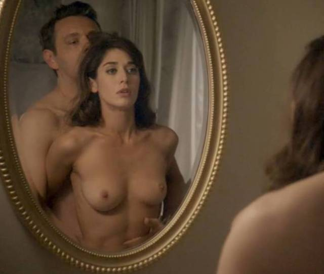 Lizzy Caplan Nude Scene In Masters Of Sex Series