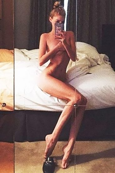 Elsa Hosk Nude & Topless Pics And LEAKED Porn Video 86