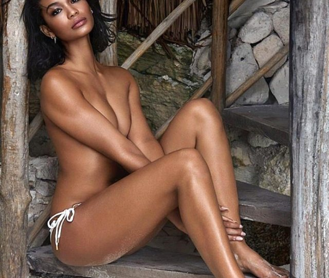 Check Out Some Great Chanel Iman Nudes Made While She Was An Active Supermodel
