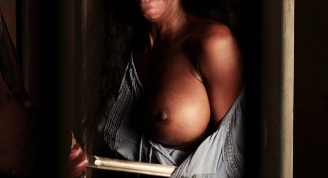 Alanna Forte Nude Pics & Forced Topless Scenes 7