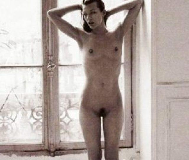 Milla Jovovich Scandal Planet