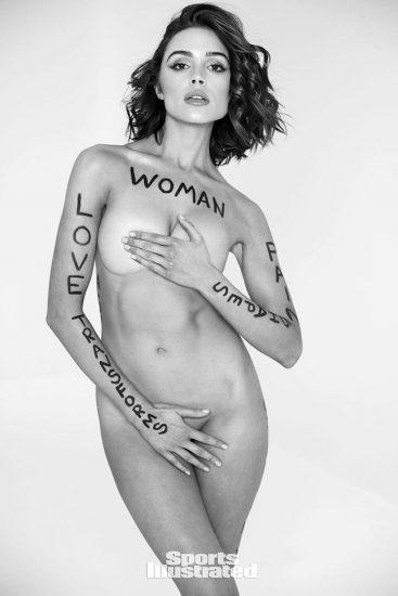 Olivia Culpo tits for peta