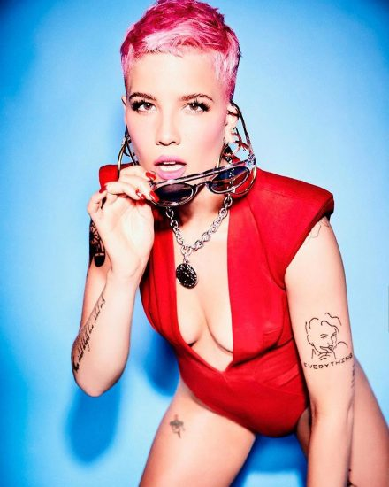 Halsey red cleavage