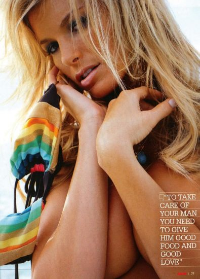 Marisa Miller Nude & Topless Pics + Sexy Scenes 47
