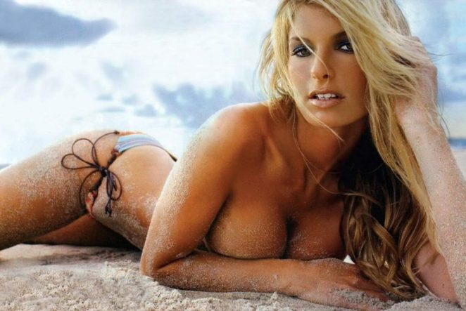 Marisa Miller Nude & Topless Pics + Sexy Scenes 35