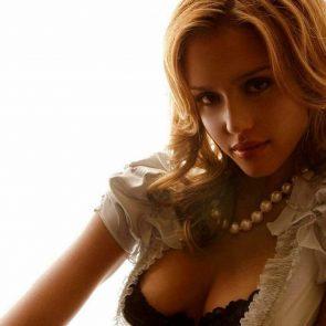 Jessica Alba Nude and Leaked Porn Video – 2020 News! 130