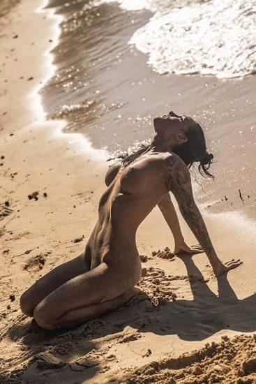 Kayla Lauren Nude LEAKED Pics & Topless Snapchat Porn 36