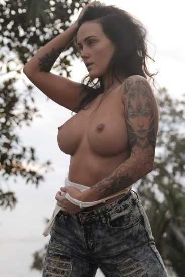 Kayla Lauren Nude LEAKED Pics & Topless Snapchat Porn 30