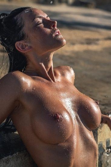 Kayla Lauren Nude LEAKED Pics & Topless Snapchat Porn 24