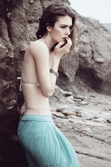 Jessamine Kelley nude back