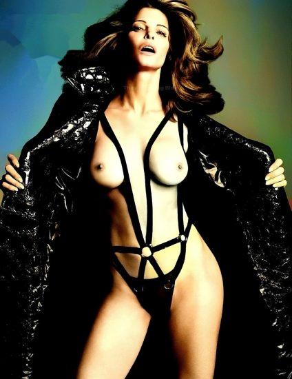 Stephanie Seymour Nude Pics & LEAKED Sex Tape Porn 48