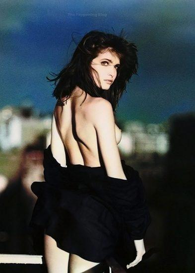 Stephanie Seymour Nude Pics & LEAKED Sex Tape Porn 44