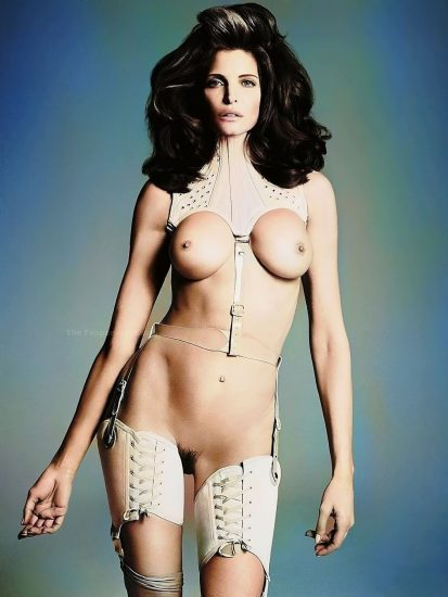 Stephanie Seymour Nude Pics & LEAKED Sex Tape Porn 35