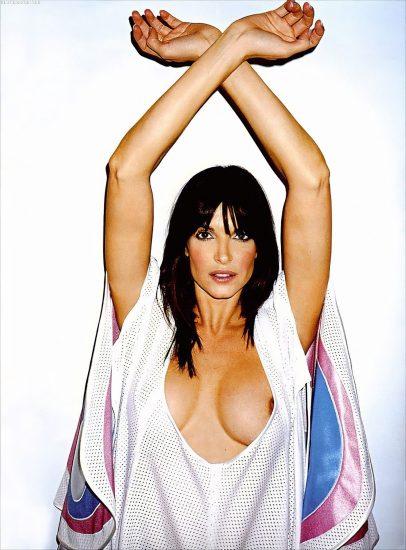 Stephanie Seymour Nude Pics & LEAKED Sex Tape Porn 33