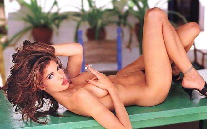 Stephanie Seymour Nude Pics & LEAKED Sex Tape Porn 13