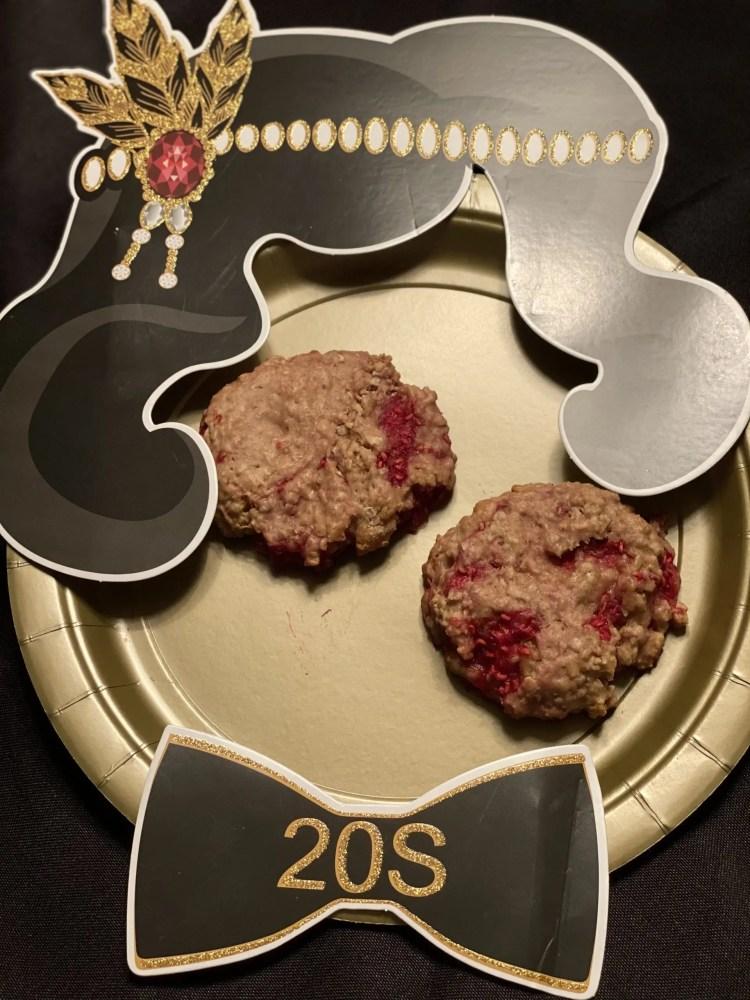 Oatmeal Raspberry Cookies