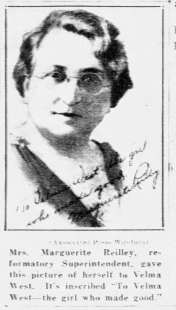 Marguerite Reilley