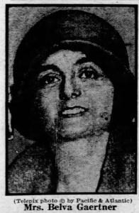 Belva Gaertner