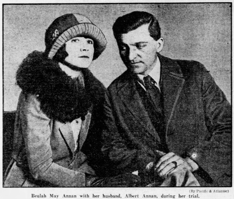 Beulah and Albert Annan
