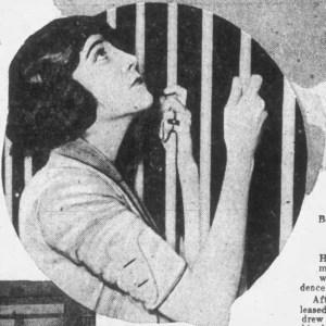 Beulah Annan in jail