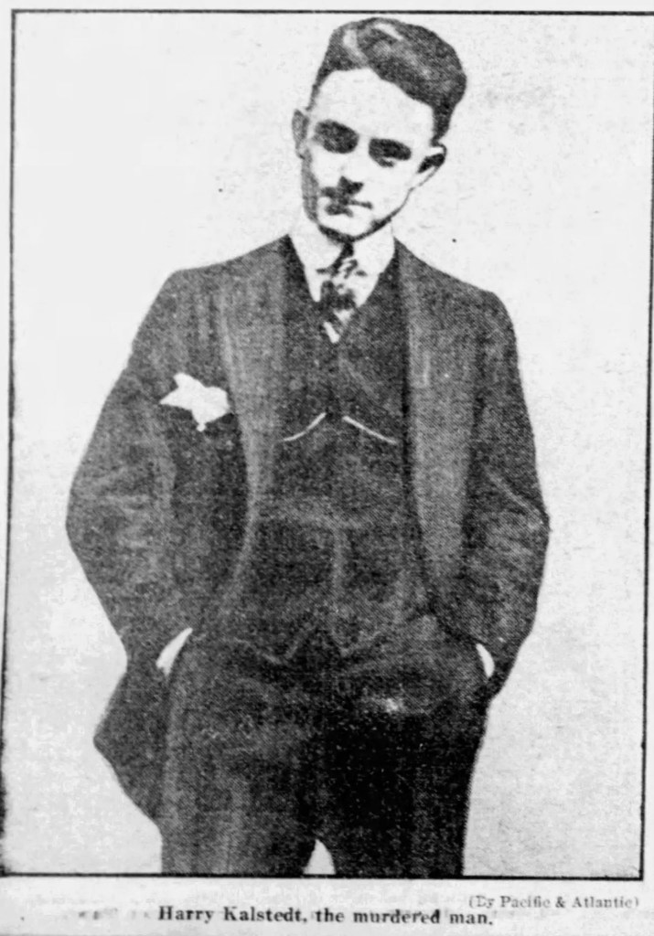 Harry Kalstedt