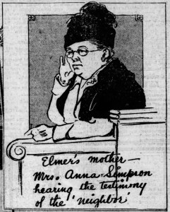 Elmer's Mom