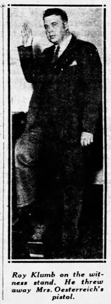 Roy Klumb