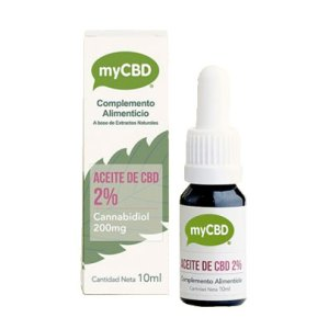 CBD OIL 2percent