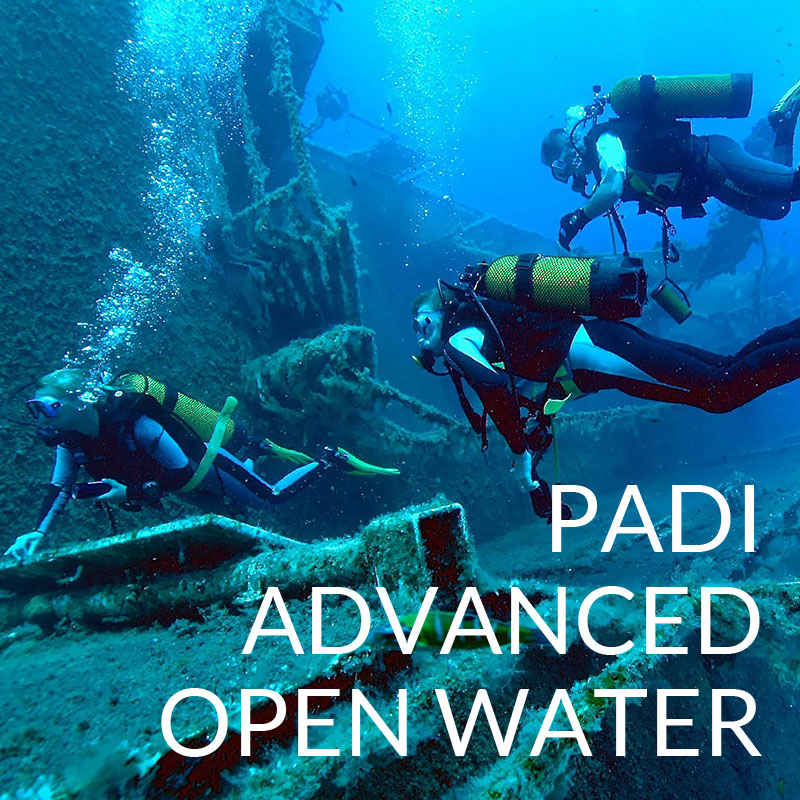 padi advanced open water course puerto galera