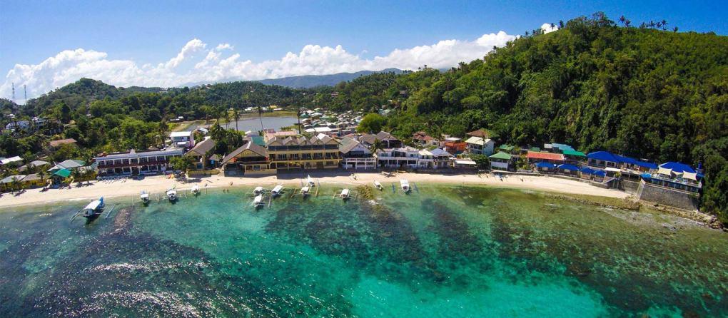 scandi divers resort big lalaguna beach sabang puerto galera