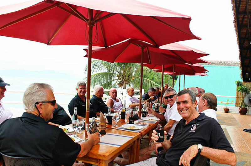 puerto galera classic club scandi divers resort