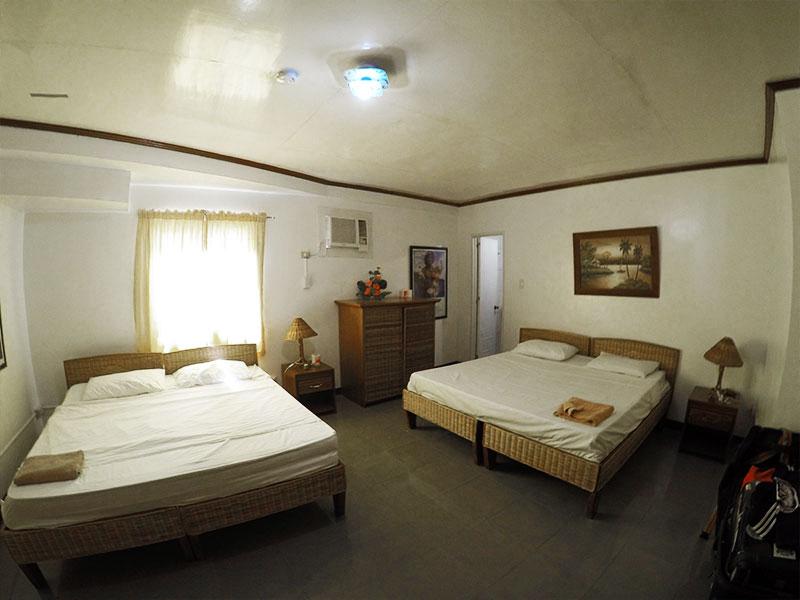 superior family room scandi divers resort