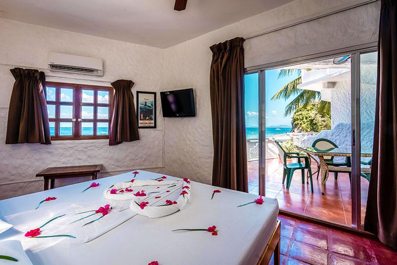 three bedroom suite scandi divers resort puerto galera