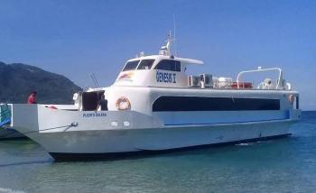 genesis boat batangas to puerto galera