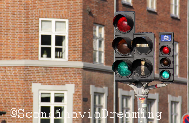 Copenhague à vélo
