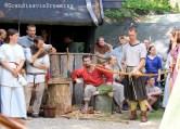 Archery Viking games 2014 Sweden3