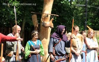 Queen Thyra Viking games