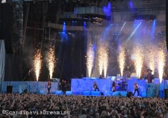 Iron Maiden Copenhell 2