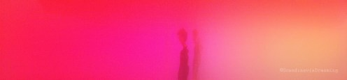 Fading in the red Out Of The Darkness ARoS