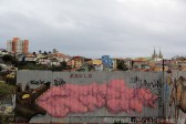 Fresque de Valparaiso Cerro Panteon