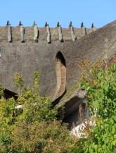 Maison à toit de chaume de Nyord