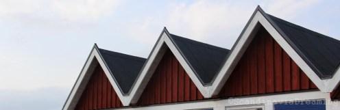 Maisons scandinaves en bois