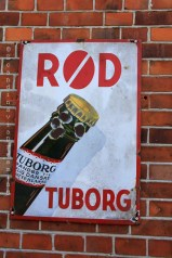 Publicité pour Tuborg