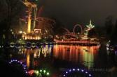Lac du parc de Tivoli