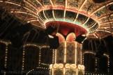 Manège du parc de Tivoli à Copenhague