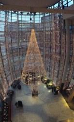 Hall d'entrée du centre commercial de Fisketorvet