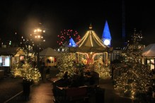 Village de Noël à Tivoli