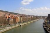 Bilbao au pays basque espagnol